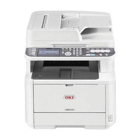 Imprimante multifonction laser OKI MB472dnw