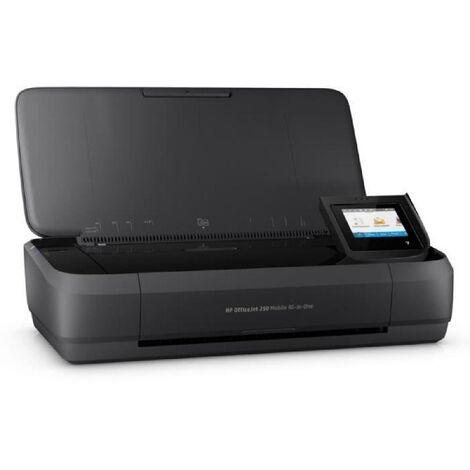 Imprimante multifonction portable HP Officejet 250