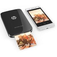 Imprimante photo de poche HP - Sprocket Plus - Noir - impression instantanee