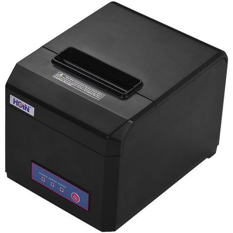 Imprimante Thermique De Recu De 80Mm, Largeur De Papier De Soutien 58Mm / 80Mm