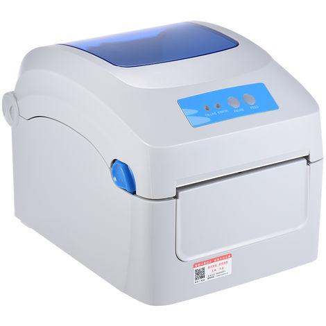 Imprimante Thermique, Largeur 20-118 Mm, Avec Entree D'Etiquette Externe