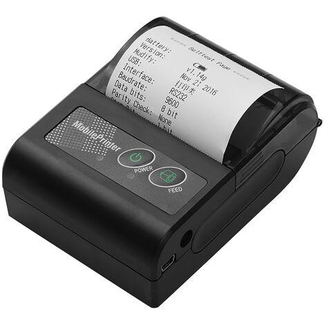Imprimante Thermique Sans Fil Bt 58 Mm