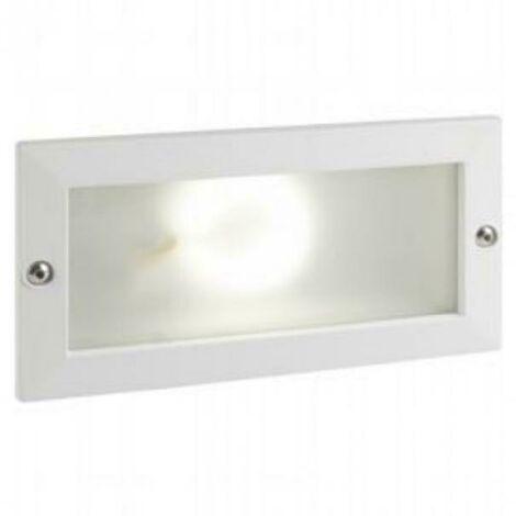 Incasso a parete led 10w luce naturale 4000k colore bianco 99215/02