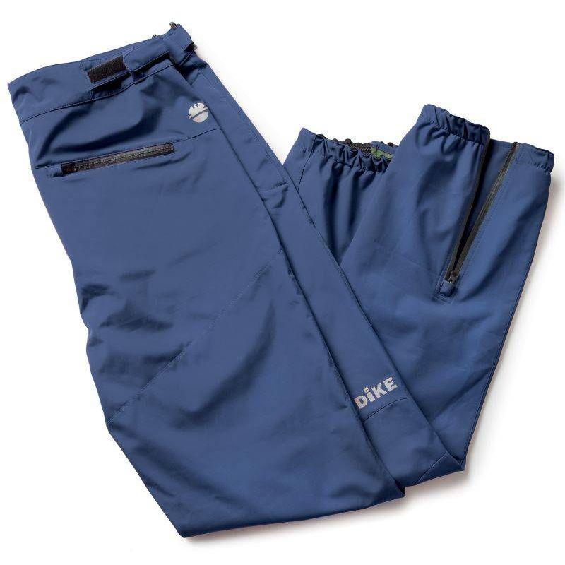 INCH pantalon de travail étanche 100% polyester Bleu - T. S - DIKE