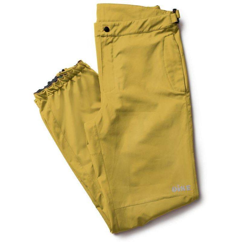 INCH pantalon de travail étanche 100% polyester Jaune - T. S - DIKE