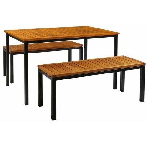 Inck Bench Dining Set