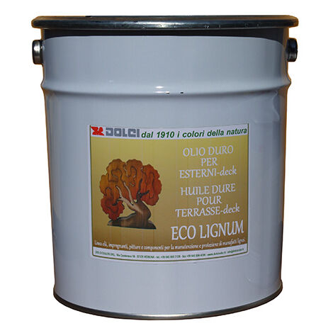 INCOLORE - 0.75L - SATURATEUR TERRASSE INCOLORE NATUREL (1L/17M2) DOLCI - incolore