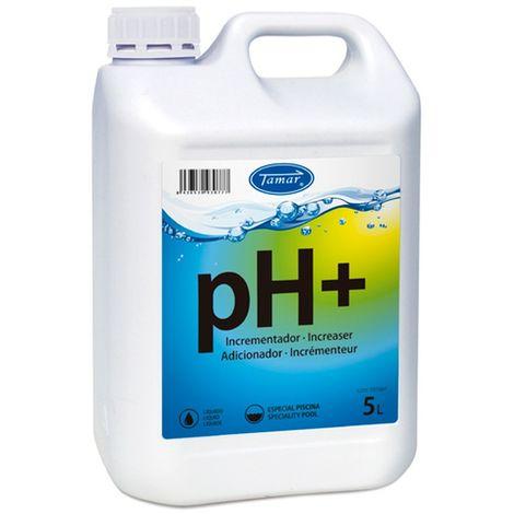 Incrementador pH Líquido 5 L Fusión