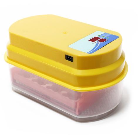 Incubadora automática capacidad para 12 huevos, Incubación Cría Aves de corral Pollos Patos Granja