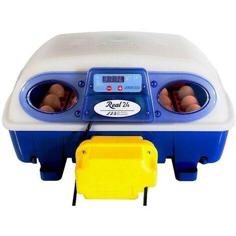Incubadora automática Real 24 huevos