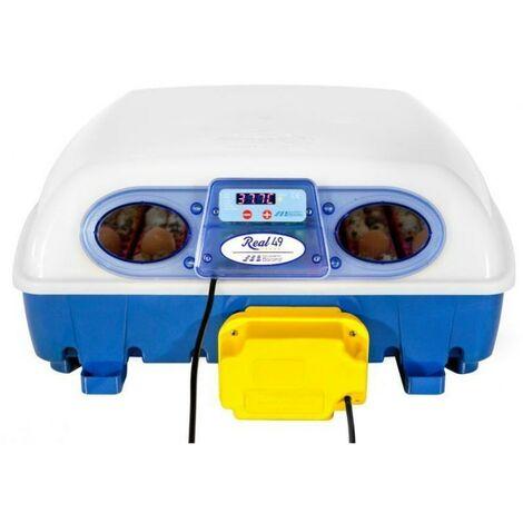 Incubateur automatique Real 49 oeufs