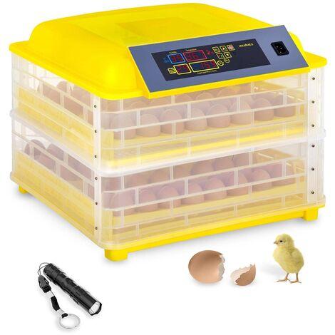 Incubato Couveuse Automatique Incubateur Digital Led Machine à Couver 120W 96 Oeuf