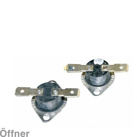 Indesit, Ariston 2 Temperaturbegrenzer, Thermostat für Wäschetrockner Nr.: C00116598