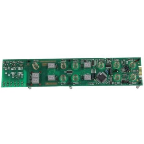 IndeSit C00258844 Touch Card Kti6412-fev02 Cooking Plate