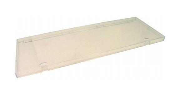 Image of Indesit Fridge and Freezer Clear Basket Front