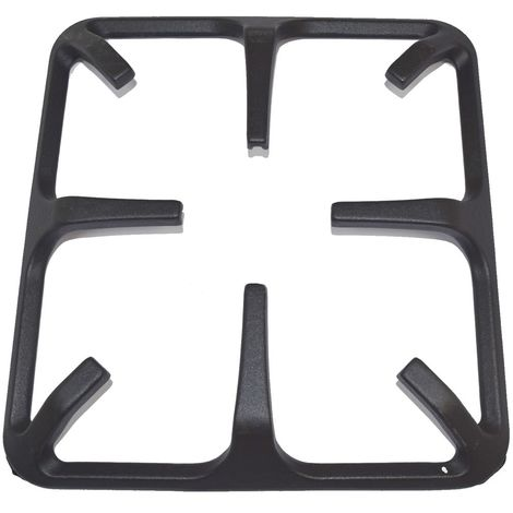 Indesit Gas Hob Single Cast Iron Pan Support