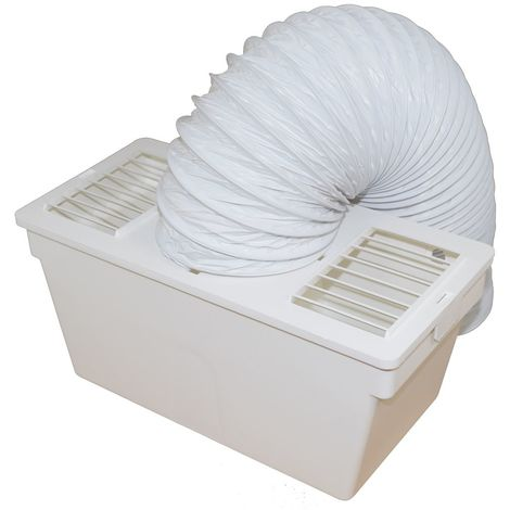 Indesit IS41V Tumble Dryer Condenser Vent Kit Box With Hose