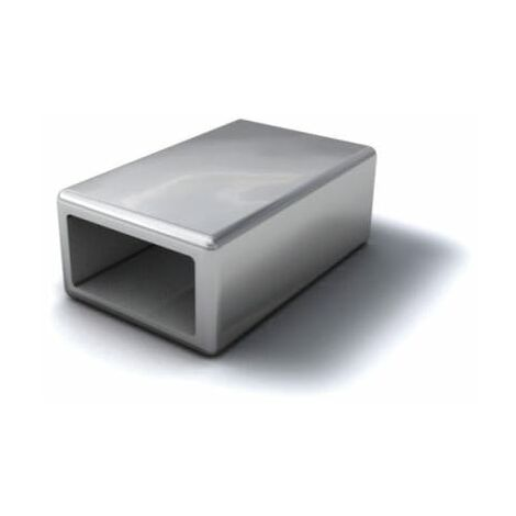 "Indexa 4"" x 2"" x 10G Grade 6082 Aluminium Rectangular Hollow Section x 1 Mtr"