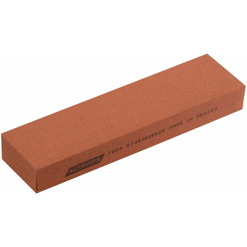 Image of 61463685585 FB24 Bench Stone 100 x 25 x 12mm - Fine - India