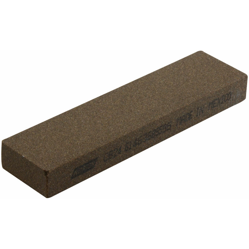 Image of 61463685595 CB24 Bench Stone 100 x 25 x 12mm - Coarse - India