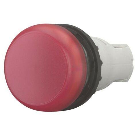 Indicador de luz de Eaton M22-LC-R Red Flush-216908