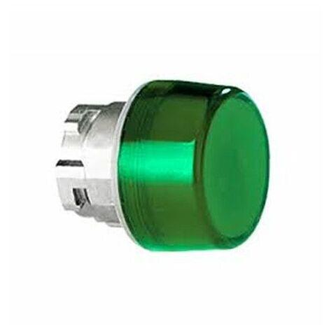 Indicador LOVATO brillante serie 8LM 22mm verde 8LM2TIL103