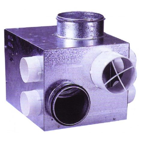 Individual gas CMV housing - NATHER : 552243