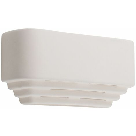 Indoor Ceramic Wall Sconce Light Fittings Uplighter Light