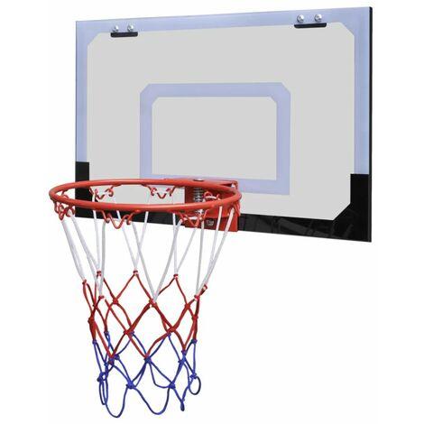 Indoor Mini Basketball Hoop Set with Ball and Pump QAH32033