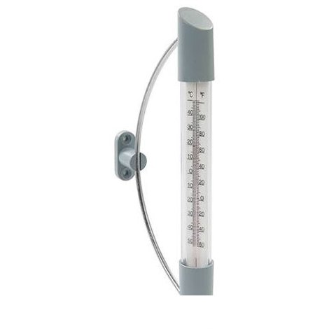 Indoor/Outdoor Swing Thermometer - -50° to +50°C