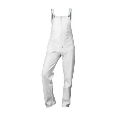 Indumentaria de soldador de cuero vacuno puro TXXL pantalón con pyo