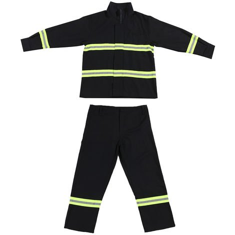 Indumenti antincendio, indumenti ignifughi ad alta temperatura, giacca + pantaloni