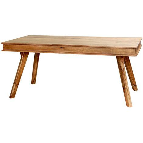 Indus Sheesham Medium Table - Medium Wood