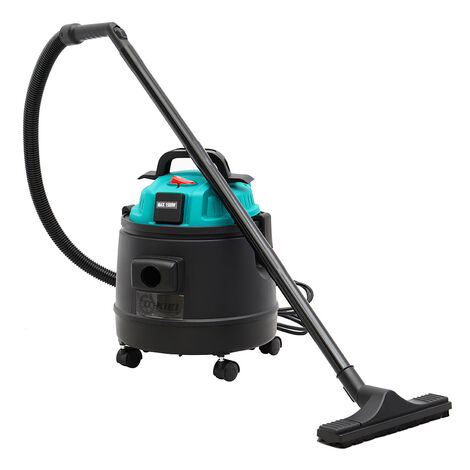 Industrial 20L Wet and Dry Vacuum Cleaner Power Take Off Machine Dust Extractor