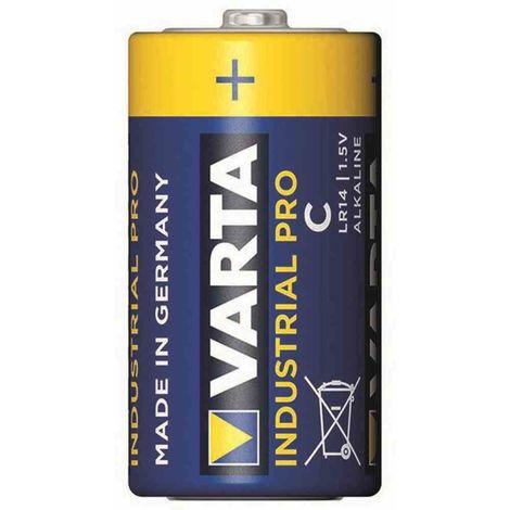 INDUSTRIAL Alkaline Batterien