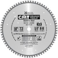 INDUSTRIAL CIRCULAR SAW BLADES FOR STAINLESS STEEL