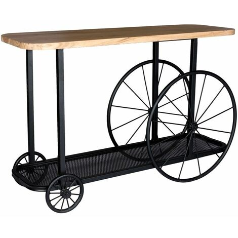Industrial Creative Console / Hall Table
