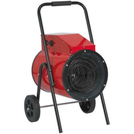 Industrial Fan Heater 15kW 415V 3ph