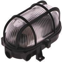 Industrielampe Schildkrötenlampe mit Gitter