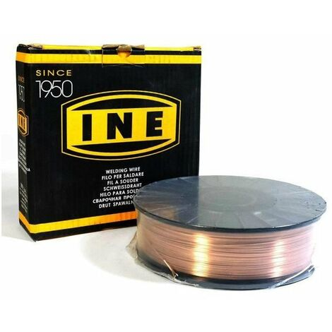 INE Bobine de fil a souder acier Mig-Mag Ø0,8 mm 700 g