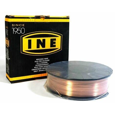INE Bobine de fil a souder acier Mig-Mag O0,8 mm 700 g