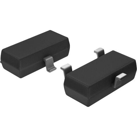 Infineon Technologies Diode de redressement Schottky BAS40-05 (Dual) SOT-23-3 40 V Array - 1 paire de cathodes communes Tape cut Q32559
