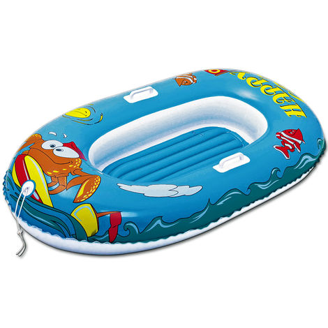 Inflatable boat kids boat child dinghy Bestway pool toy beach toys outdoor games