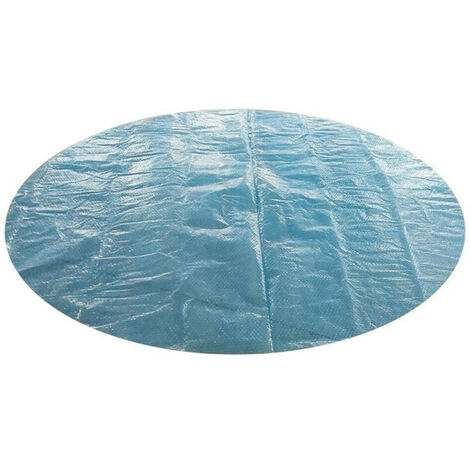"""main image of """"Inflatable Swimming Pool Dustproof Thermal Insulation Round Protection Cover Swimming Pool Covers PE Bubble Swimming Pool Covering Film Protector"""""""