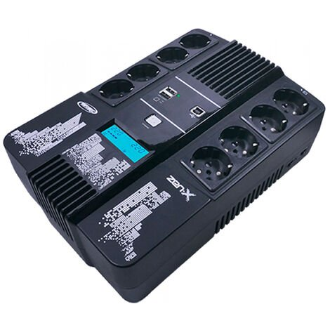 Infosec - Onduleur INFOSEC Zen X 1000 (1000 VA / 600 Watts)