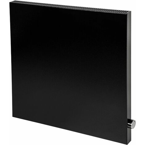 Infrared heater hybrid panel with thermostat - panel heater, bathroom heater, garage heater - 510 W