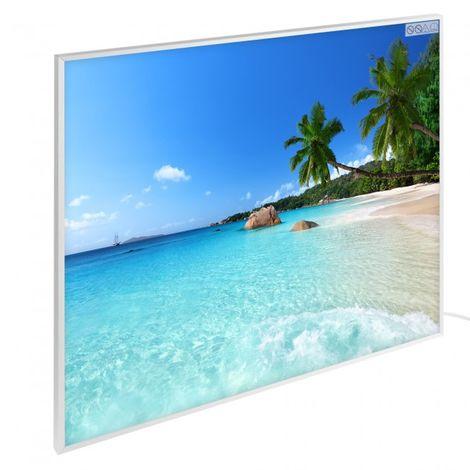 Infrared Heating Wall Heating Electric Heater Panel Heating 450W Motive Beach