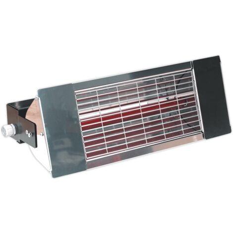 Infrared Quartz Heater with Telescopic Tripod Stand 1500W/230V