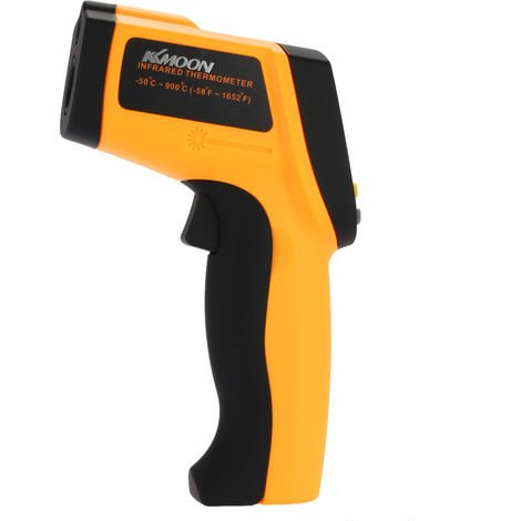 Infrared thermometer without packaging and battery