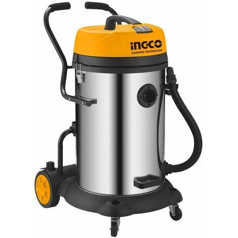 Ingco Aspirador Vc24751 75L 2400W Inox